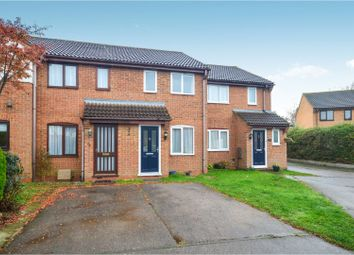 Thumbnail 2 bed terraced house for sale in Arundel Road, Marston Moretaine