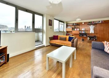 Thumbnail 2 bed flat to rent in River Court, Upper Ground, London