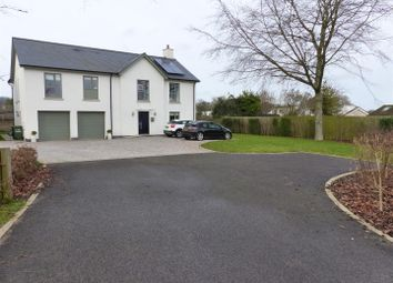 Thumbnail 5 bed detached house for sale in The Gardens, Tutshill, Chepstow