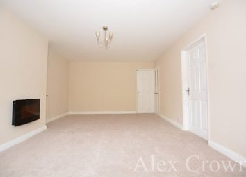 Thumbnail 2 bed flat to rent in Little Linford Lane, Newport Pagnell, Milton Keynes