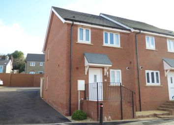 Thumbnail 2 bed end terrace house to rent in Sneydwood Road, Cinderford