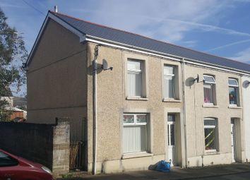 Thumbnail 3 bed property to rent in Homfray Street, Nantyffyllon, Maesteg