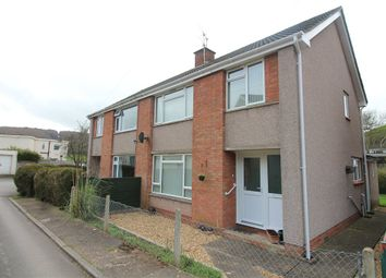 Thumbnail 3 bedroom semi-detached house for sale in Portbury, North Somerset