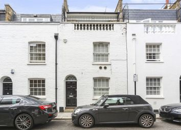 Thumbnail 2 bed terraced house for sale in Cheval Place, Knightsbridge, London