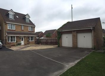 Thumbnail 5 bed detached house for sale in Sycamore Close, Miskin, Pontyclun