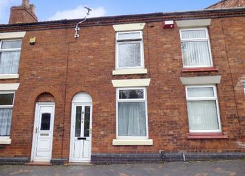 Thumbnail 2 bed terraced house for sale in Meredith Street, Crewe