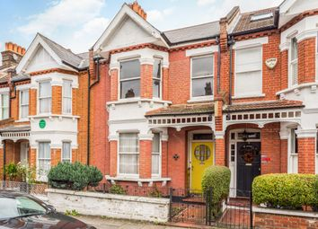 Thumbnail 4 bed terraced house for sale in Canford Road, Battersea