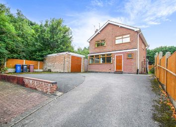 Thumbnail 4 bed detached house for sale in Cantelupe Road, Ilkeston