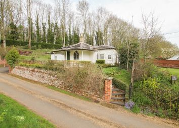 Thumbnail 2 bed detached bungalow for sale in Wixoe, Stoke By Clare, Sudbury