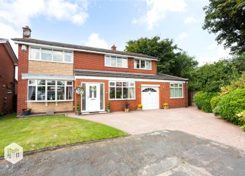 Thumbnail 5 bed detached house for sale in Oakdale, Bolton