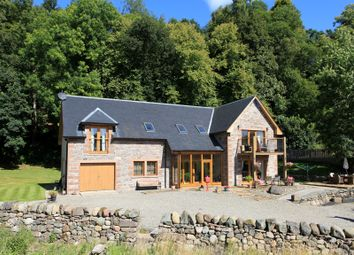 Thumbnail 5 bed detached house for sale in Locherlour, Crieff
