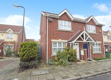 Thumbnail 2 bed semi-detached house for sale in Newacres Road, West Thamesmead