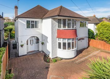 Thumbnail 5 bed detached house for sale in Bramley Road, Cheam, Sutton