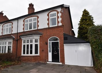 Thumbnail 4 bed semi-detached house for sale in Franklin Road, Bournville, Birmingham