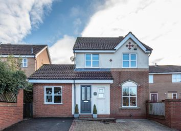 Thumbnail 3 bed detached house for sale in 12 Winthropp Close, Malton, North Yorkshire