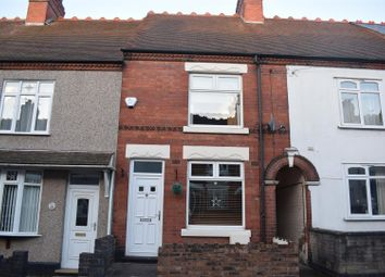 Thumbnail 2 bed terraced house for sale in Eadie Street, Nuneaton