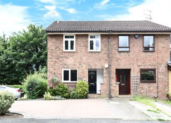 Thumbnail 3 bed end terrace house for sale in Clarkfield, Mill End, Rickmansworth, Hertfordshire