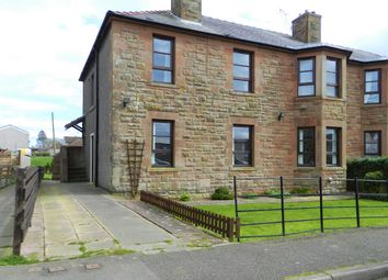 Thumbnail 3 bed flat for sale in 52 Waterfoot Road, Annan, Dumfries & Galloway