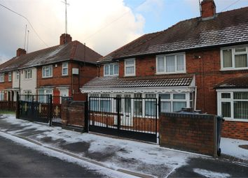 Thumbnail 5 bed end terrace house for sale in St Stephens Road, West Bromwich, West Midlands