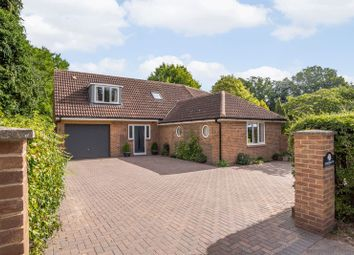 Thumbnail 4 bed detached house for sale in Kendrick Road, Newbury