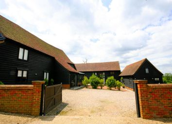 Thumbnail 6 bed barn conversion to rent in Auriol Barns, Woodhall Lane, Shenley, Radlett