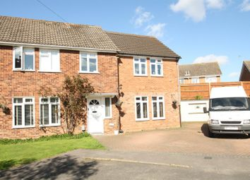 Thumbnail 4 bed semi-detached house for sale in Rydes Hill Crescent, Guildford
