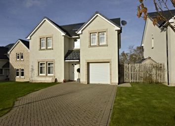 Thumbnail 4 bed detached house for sale in Hillfield Drive, Glasgow