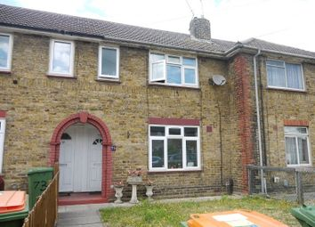 Thumbnail 2 bed terraced house to rent in Devonshire Road, Custom House, London, Greater London.
