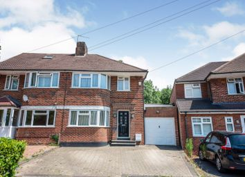 3 bed semi-detached house for sale in Cheyneys Avenue, Edgware HA8