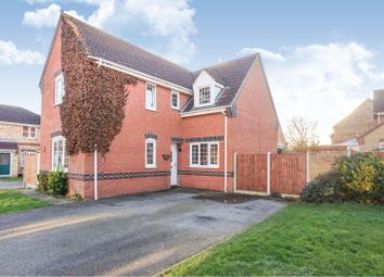 Thumbnail 3 bed detached house for sale in Paddock Lane, Metheringham