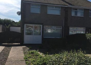 Thumbnail 3 bed semi-detached house to rent in Churchill, Burstwick