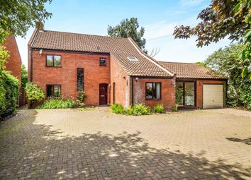 Thumbnail 5 bedroom detached house for sale in Banningham Road, Tuttington, Norwich