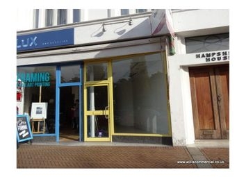 Thumbnail Retail premises to let in Unit B, 39 Bourne Avenue, Hampshire House, Bournemouth, Dorset