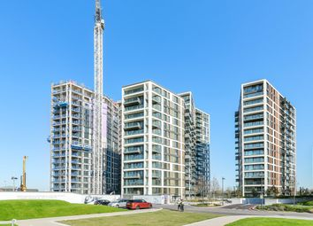 Thumbnail 3 bed flat for sale in Waterfront, Royal Arsenal Riverside, Woolwich
