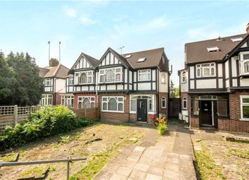 Thumbnail 1 bed flat to rent in Greystoke Park Terrace, Ealing
