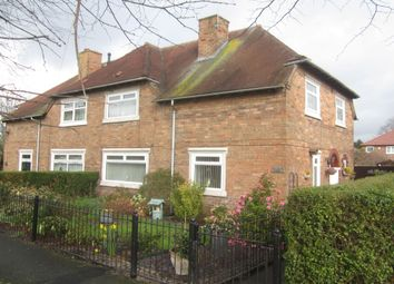 Thumbnail 3 bed semi-detached house for sale in Claughton Avenue, Crewe
