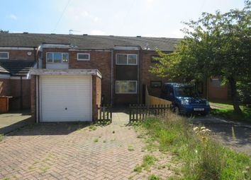 Thumbnail 3 bedroom terraced house for sale in Queens Park Way, Eyres Monsell, Leicester