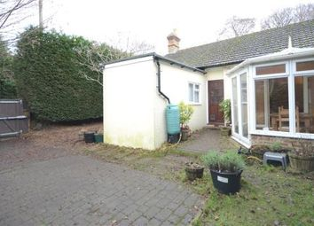 Thumbnail 2 bed detached bungalow for sale in Vale Road, Ash Vale, Hampshire
