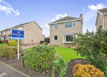 Thumbnail 4 bed detached house for sale in Burtree Avenue, Skelton, York