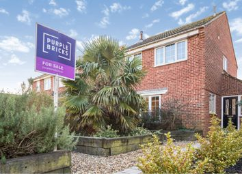 Thumbnail 3 bed detached house for sale in Kensington Road, Chichester