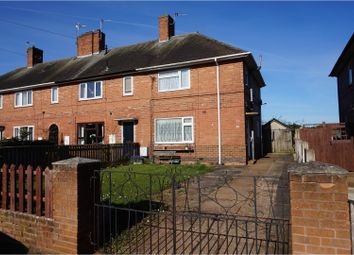 Thumbnail 3 bed end terrace house for sale in Bramley Road, Nottingham