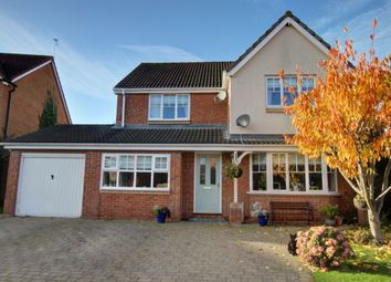 Thumbnail 4 bed detached house for sale in Chipchase Court, Woodstone Village, Houghton Le Spring