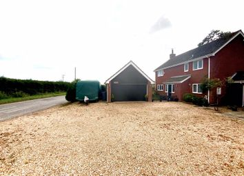 Thumbnail 4 bed detached house for sale in Kimpton, Andover