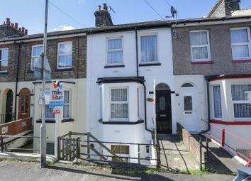 Thumbnail 1 bed flat for sale in Heathfield Avenue, Dover