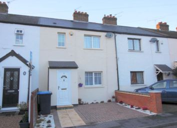 Thumbnail 3 bed terraced house for sale in Medlake Road, Egham