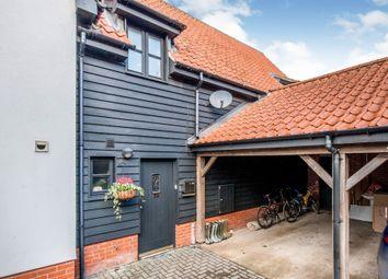 3 bed semi-detached house for sale in Street Farm Gardens, Gislingham, Eye IP23
