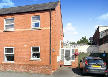 Thumbnail 3 bed semi-detached house for sale in Clive Street, Hereford