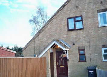 Thumbnail 1 bed property for sale in Delapre Court, Eye, Peterborough