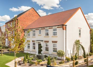 "Thumbnail 4 bedroom detached house for sale in ""Chelworth"" at Trowbridge Road, Westbury"