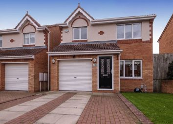 Thumbnail Detached house for sale in Goldfinch Road, Bishop Cuthbert, Hartlepool